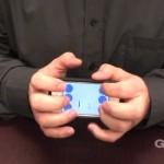 Application BrailleTouch pour Android et Iphone (c) Georgia Tech